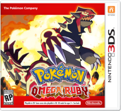 Omega Ruby Box Art