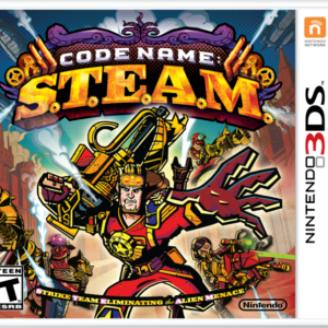 Code Name Steam Box Art