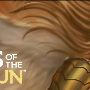 Knights of the Golden Sun - Banner