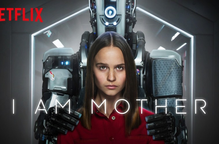 I Am Mother Banner